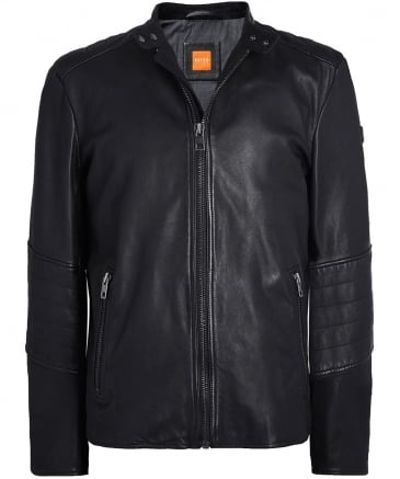 Leather Jeeper Jacket