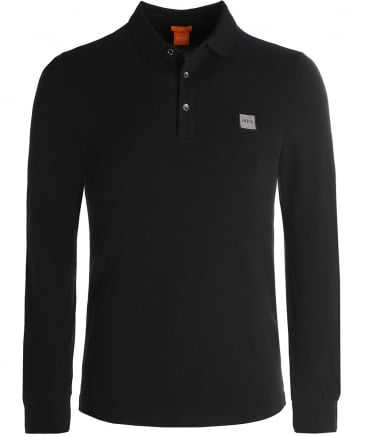 Long Sleeve Paulyn Polo Shirt
