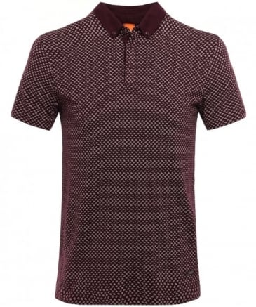 Paisley Perhaps Polo Shirt
