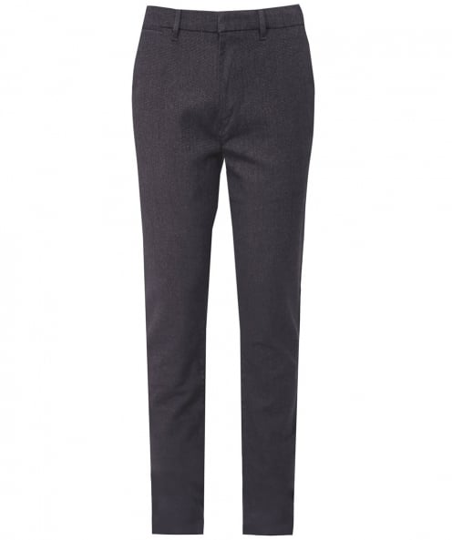 BOSS Orange Slim Fit Cotton Slim4-W Trousers