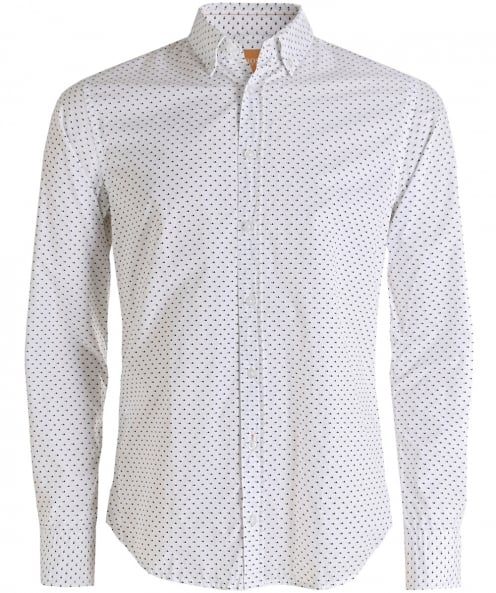 BOSS Orange Slim Fit Epreppy Shirt