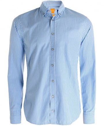 Slim Fit Epreppy Striped Shirt