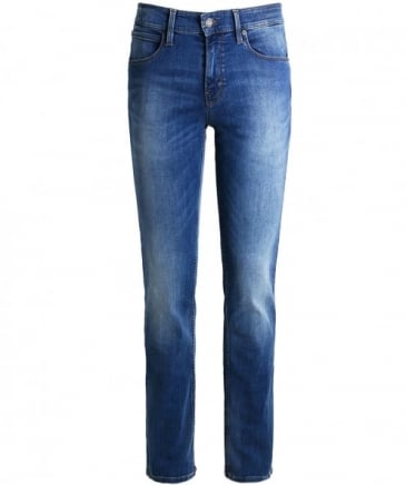 Slim Fit Orange63 Jeans