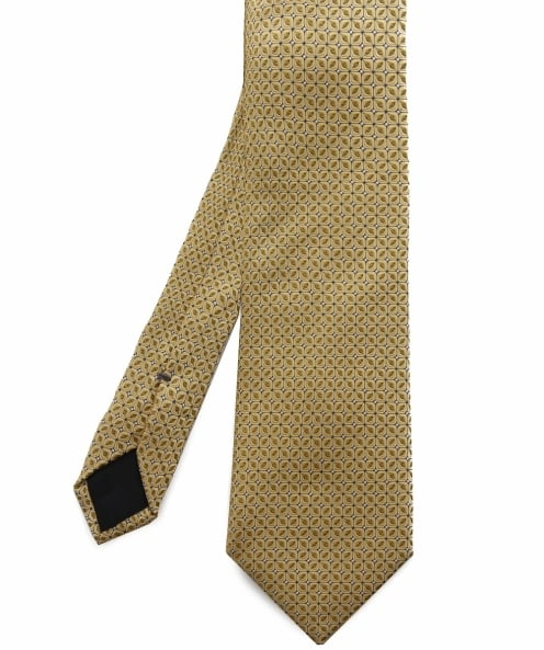 BOSS Patterned Silk Tie