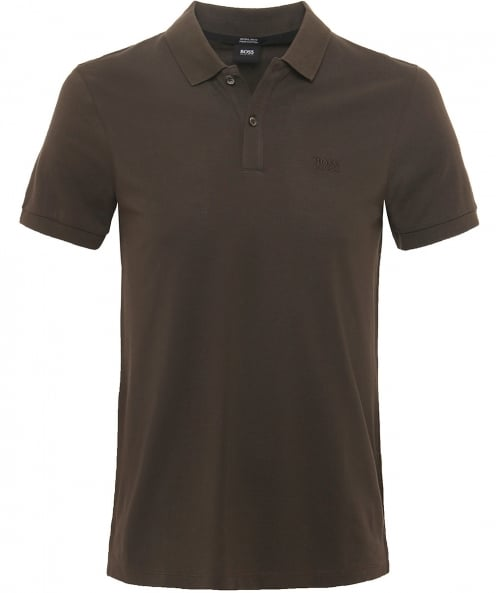 BOSS Regular Fit Pallas Polo Shirt