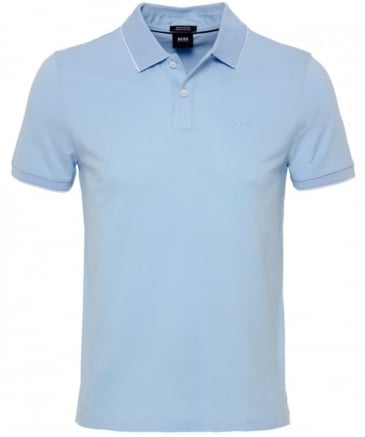 Regular Fit Pique Parlay Polo Shirt