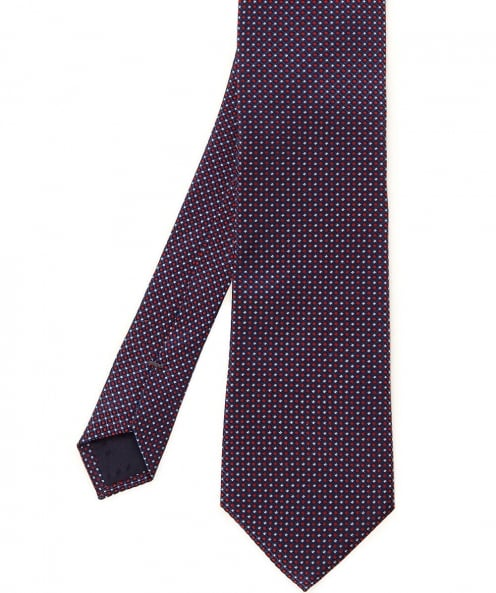 BOSS Silk Patterned Tie