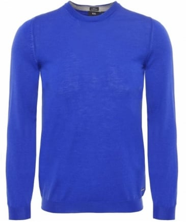 Slim Fit Merino Wool Leno-O Jumper