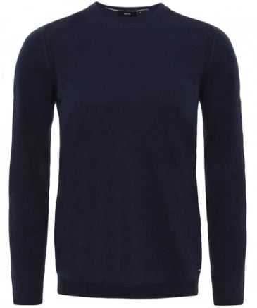 Slim Fit Silk Blend Onario Jumper