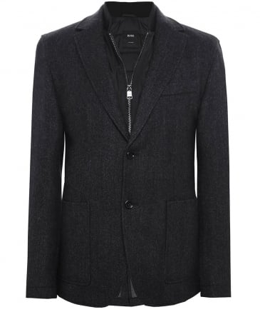Virgin Wool T-Jeff Jacket