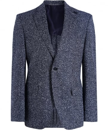 Virgin Wool Woven Jestor1 Jacket