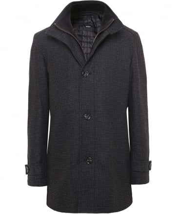 Wool Check Camlow1 Jacket