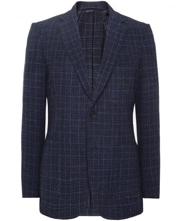 Wool Check Nold1 Jacket