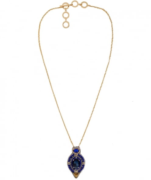 Butterfly Chelsea Harbour Pendant Necklace