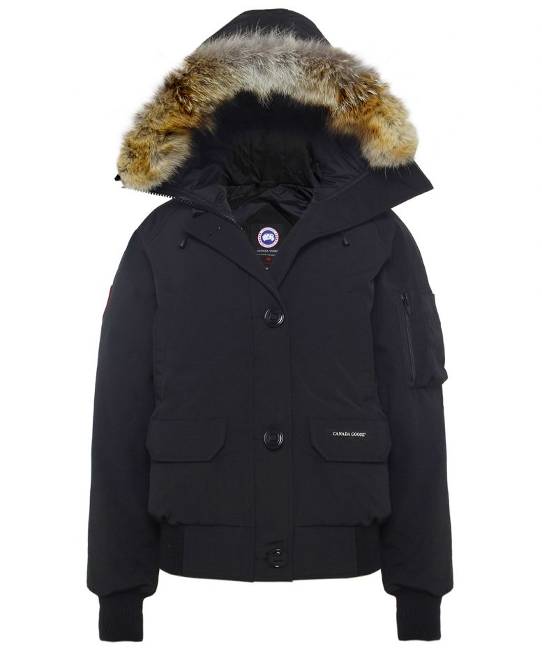 women 39 s canada goose chilliwack bomber jacket jules b. Black Bedroom Furniture Sets. Home Design Ideas