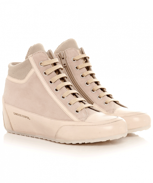 Candice Cooper Fast Glove Wedge Trainers