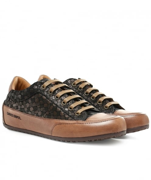 Candice Cooper Leather Rock Sport Trainers
