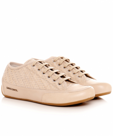 Rockbord Woven Low Top Trainers