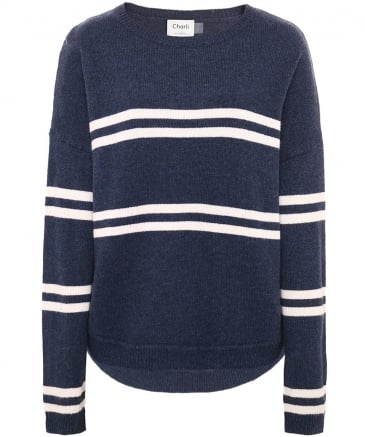 Striped Elaine Jumper