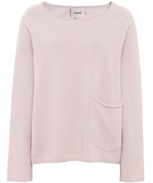 Charli Wool Natasa Oversized Jumper