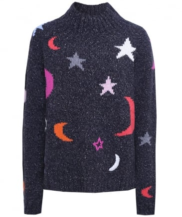 Wool Midnight Sky Jumper