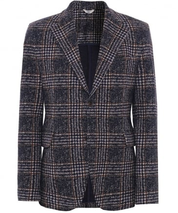 Tweed Check Jacket