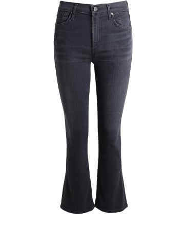 High Rise Fleetwood Bootcut Jeans