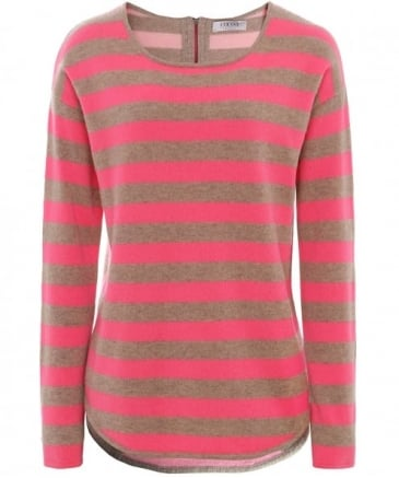 Cashmere Striped Jumper