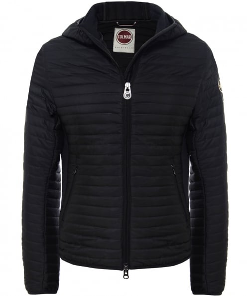 Colmar Insulated Baffle Quilted Jacket