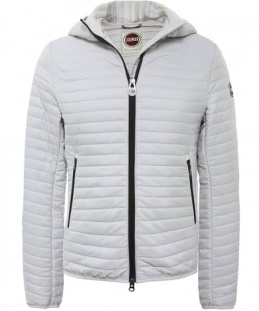 Insulated Baffle Quilted Jacket