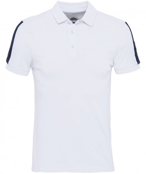 Colmar Padded Shoulder Polo Shirt