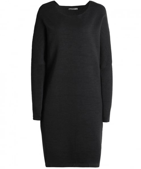 Crea Concept Wool Ribbed Dress
