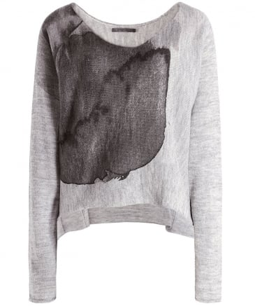 Wool Watercolour Jumper