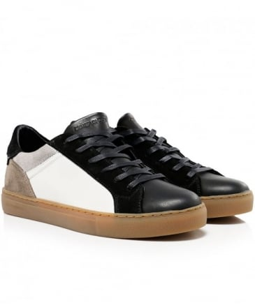 Suede & Leather Suspect Trainers