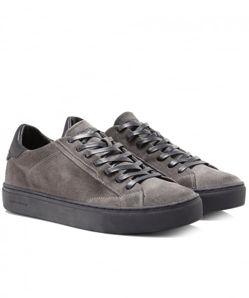 Crime London Suede Undercover Trainers