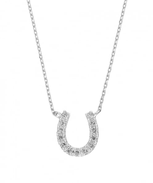 Estella Bartlett Silver Lucky Horseshoe