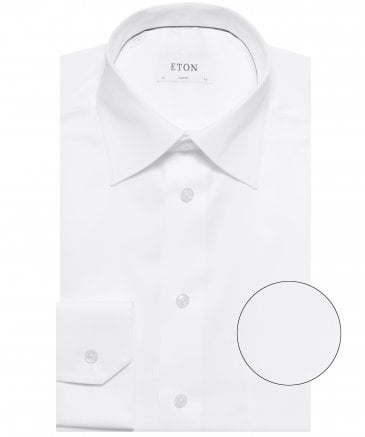 Classic Fit Solid Shirt