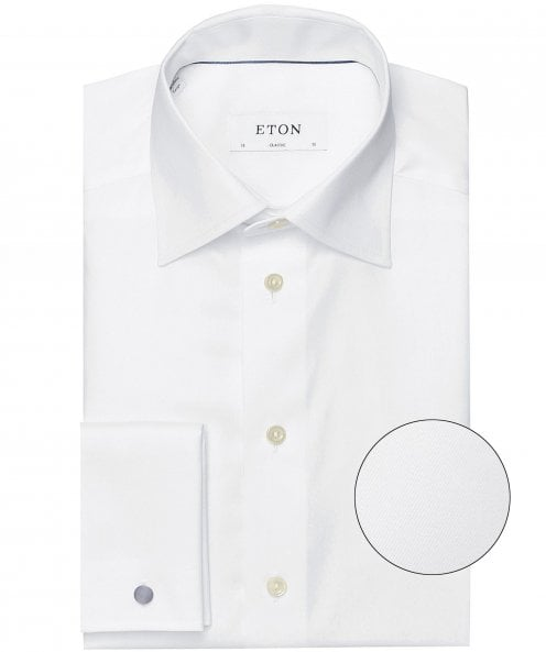Eton Classic Fit Solid Shirt