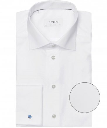 Contemporary Fit Cotton Shirt
