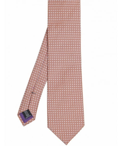 Silk Dot In Spot Tie