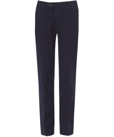 Flat Front Togo Summer Trousers