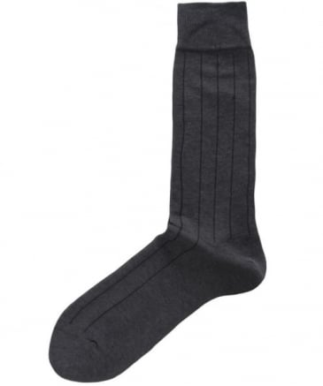 Chalk Stripe Socks