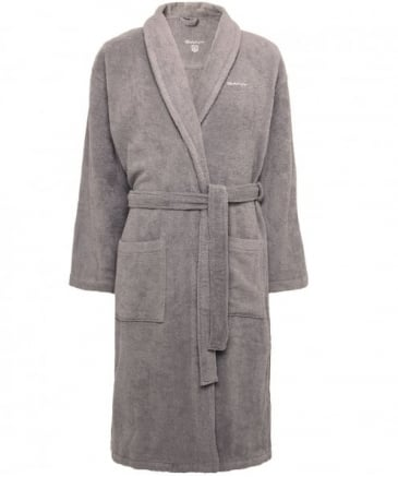 Cotton Terry Toweling Robe