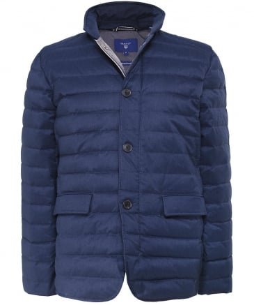 Quilted Down Metropolis Jacket