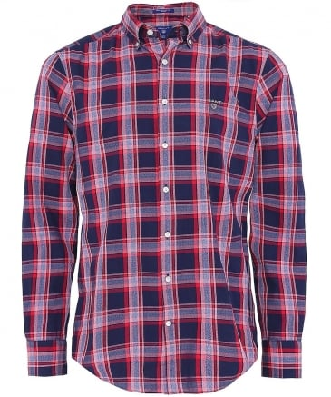 Regular Fit Tech Prep Oxford Shirt