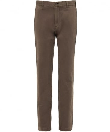 Slim Fit Comfort Chinos
