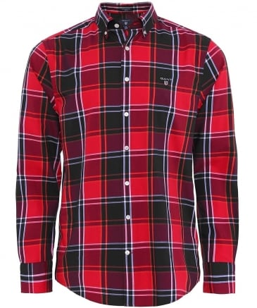 Twill Check Tech Shirt