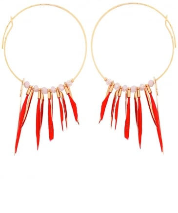 Marly Hoop Earrings