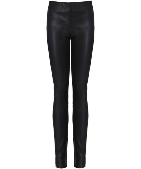 Gestuz Haily Leather Leggings