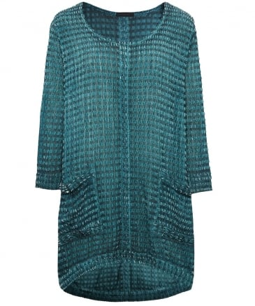 Textured Silk Tunic